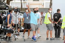 Adam Sandler finaliza este viernes el rodaje de su cinta 'Hustle' y se despide de Palma