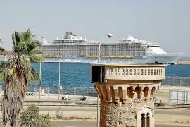 El puerto de Palma duplicará en septiembre las escalas de cruceros internacionales