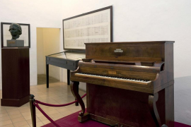 VI Festival de música clásica Pianino en la celda de Chopin