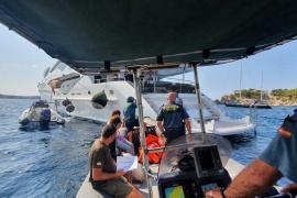 Campaña del Govern y Guardia Civil para controlar los chárteres náuticos