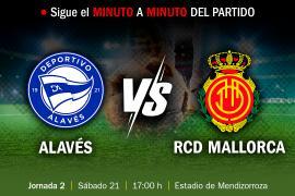 DIRECTO   Alavés - Real Mallorca