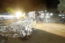 Condenado un conductor novel por provocar un accidente con un muerto en Bunyola