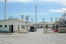 ARTA - VISTA GENERAL DE LA SUBESTACION ELECTRICA DE GESA EN ARTA.