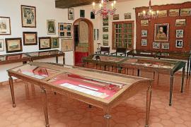 La 'amiga americana' de la casa museo del Pare Serra
