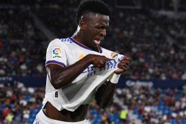 Empate trepitante entre Levante y Real Madrid