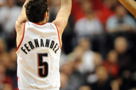 Phoenix elimina a Portland  pese al buen partido de Rudy Fernández