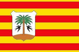 Los vecinos de Porreres escogen la 'senyera' con el escudo de la vila como bandera