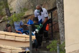 Herido un niño de 9 años que cayó al intentar pasar de un balcón a otro en Andratx