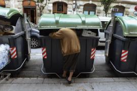 Aumenta un 40% la pobreza económica en Baleares por la crisis