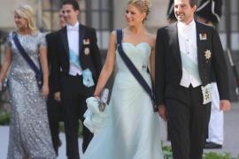 La princesa Magdalena de Suecia se casa con el financiero Christopher O'Neill