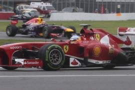 Alonso: «En seco podemos aprovechar más el potencial del Ferrari»
