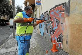 Alud de peticiones para eliminar grafitis a precio simbólico