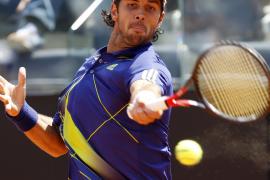 Verdasco repite victoria sobre Djokovic y pasa a semifinales en Roma