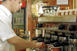 Peón, camarero y conductor son las ocupaciones que más crecieron en abril