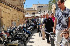 La artesanía y la agricultura centran una multitudinaria Fira de Sant Joan