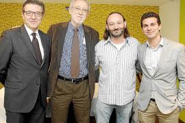 Encuentro de Joves Emprearis con Moncho Ferrer, de la Fundación Vicente Ferrer