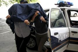 Nueve detenidos de una banda que cometió más de 60 robos en Mallorca