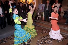 Palma se vuelca en la la Feria de Abril