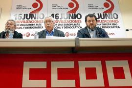 PSOE, IU y sindicatos rechazan el informe de pensiones de los expertos