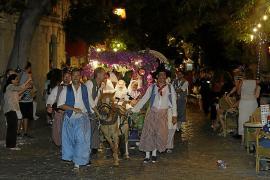 Valldemossa celebrará día 12 el desfile del Carro de la Beata con aforo limitado