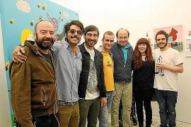 El arte crítico de Pinya llega a Madrid