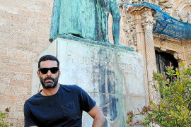 Juníper Serra inspira a Jaime Anglada