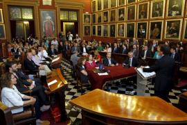 Isern anuncia que congelará los impuestos hasta el final de legislatura
