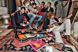 El grupo de música de Mallorca Nada que Objetar