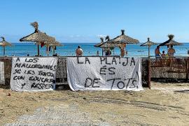 Oposición y vecinos de Santa Margalida piden afrontar el problema