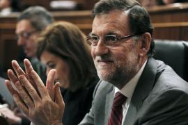 """Rajoy: """"Siempre que podamos seguiremos subiendo las pensiones"""""""