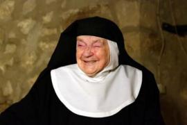 Fallece sor Teresita, la monja que llevaba 86 años de clausura