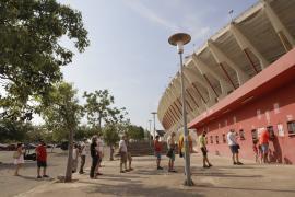 Sanidad y las comunidades acuerdan elevar el aforo en los estadios
