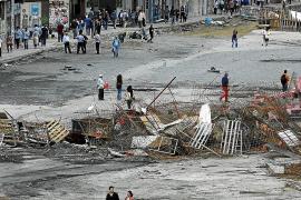 El Gobierno turco ofrece un referéndum para acabar con las protestas