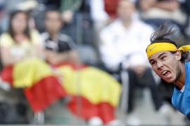 Nadal sigue su marcha triunfal y se coloca en semifinales del Torneo de Roma