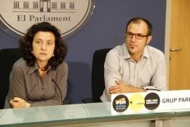 MÉS pide la comparecencia de Bauzá para que explique el caso de espionaje