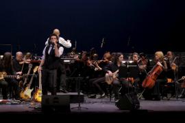 Jaime Anglada y la Orquestra Simfònica de Balears en Anglada Simfònic.