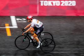 Joan Reinoso, 4º en la prueba de ciclismo en ruta T1-T2