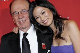 Rupert Murdoch pide el divorcio de su tercera esposa