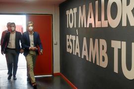 Plan del Mallorca para eliminar las pistas de atletismo de Son Moix