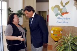 Cort y Govern aseguran que los técnicos no han detectado niños malnutridos