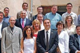 El PP ultima con el PI la entrada de Convergència en el Ajuntament de Pollença