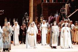 'Aida' clausura la XVII Temporada d'Òpera del Teatre Principal