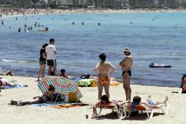 Las temperaturas alcanzarán los 30 grados en Balears este fin de semana