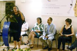 Lolita Bosch obtiene el Premi de Narrativa Guillem Cifre de Colonya