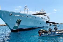 El servicio de vigilancia de la posidonia multiplica las inspecciones en Formentera