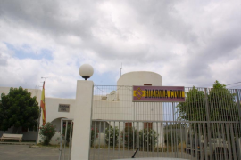 Cuartel de la Guardia Civil en Palmanova