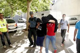 El juez envía a prisión a todos los narcos detenidos en el asalto a la casa de s'Arenal