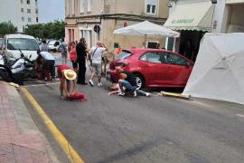 Accidente en Maó