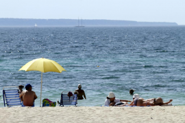 Alerta por altas temperaturas en Mallorca