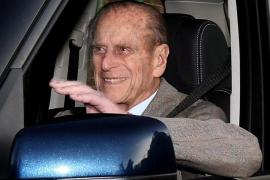 El duque de Edimburgo recibe el alta tras  doce días ingresado en una clínica de Londres